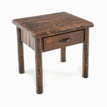 Old Towne 1 Drawer Nightstand