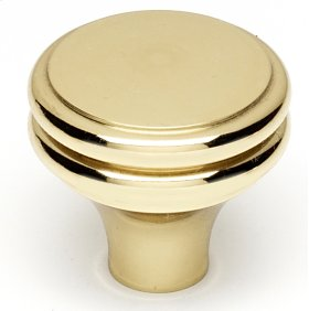 Knobs A1154 - Polished Brass