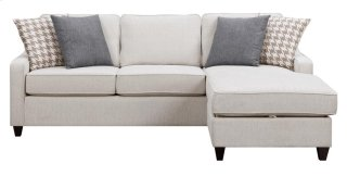 Montgomery Reversible Sectional w/ Storage