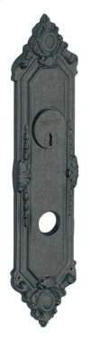 Distressed Oil-Rubbed Bronze Westminster Entrance Trim