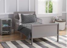 Fancy Toddler Bed - Grey (026)