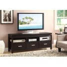 Casual Cappuccino TV Console Product Image