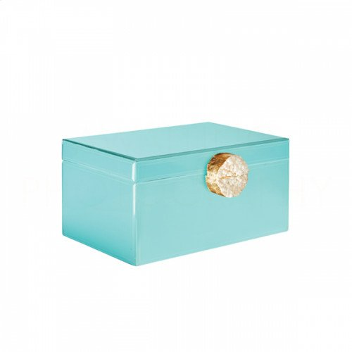 Small Holly Jewelry Box