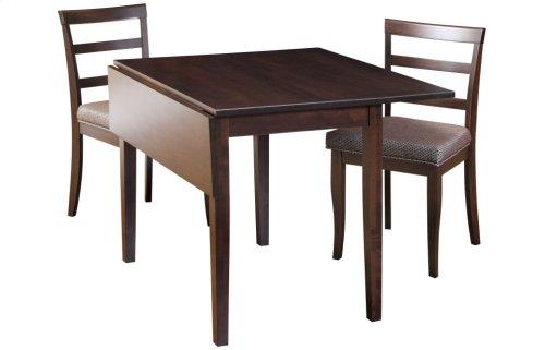 "44"" Rectangular Drop Leaf Table"