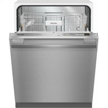 G 4977 Vi SF AM Fully-integrated, full-size dishwasher with hidden control panel, cutlery basket and CleanTouch Steel panel Product Image