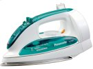 Steam/Dry Iron with Curved Stainless Steel Soleplate Product Image