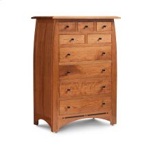 Aspen 9-Drawer Chest with Inlay