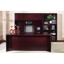Kenwood Bow Top Desk Shell, 72x39