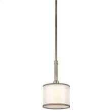 Lacey Collection Lacey 1 Light Mini Pendant - Antique Pewter