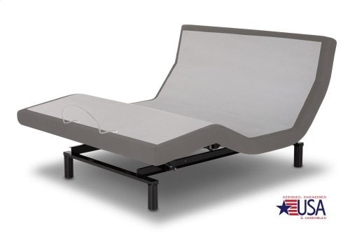 Premier Foundation Style Adjustable Bed Base Twin XL