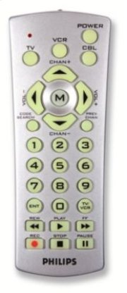 Philips Remote Control US2-PHBIG3 Universal Big button Product Image