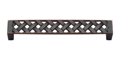 Lattice Pull 5 1/16 Inch (c-c) - Venetian Bronze