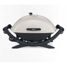 Weber ® Char Q ® Charcoal Grill