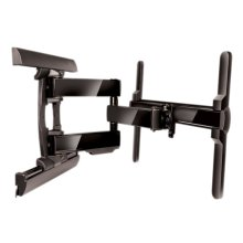Tilt/Pan Articulating Wall Mount For Most Televisions 32 - 70 inches