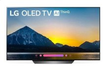 "B8PUA 4K HDR Smart OLED TV w/ AI ThinQ® - 55"" Class (54.6"" Diag)"