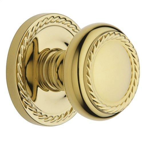 Non-Lacquered Brass 5064 Estate Knob