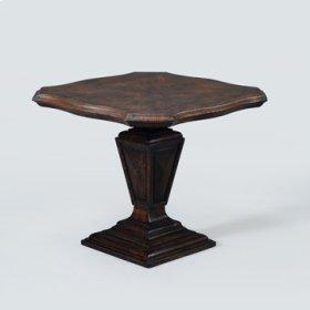 Castilian Large Accent Table - Copper