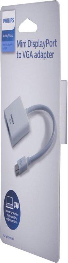 Mini DisplayPort to VGA adapter