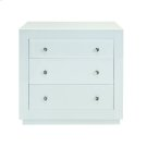 3 Drawer Chest, Ice Glass* Product Image