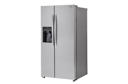 26 cu. ft. Ultra Capacity Side-By-Side Refrigerator