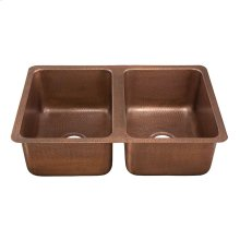 Monterosso Antique Copper Kitchen Sink
