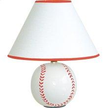 A31604 Baseball Table Lamp
