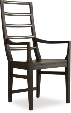 Curata Ladderback Arm Chair