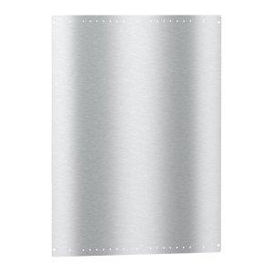 MieleBacksplash for combining a Range Hood and a Range/Rangetop.