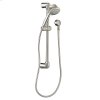 Traditional 5-Function Hand Shower System Kit - Brushed Nickel