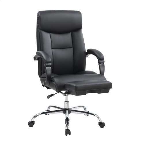 Miraculous Transitional Chrome Office Chair Home Interior And Landscaping Ologienasavecom