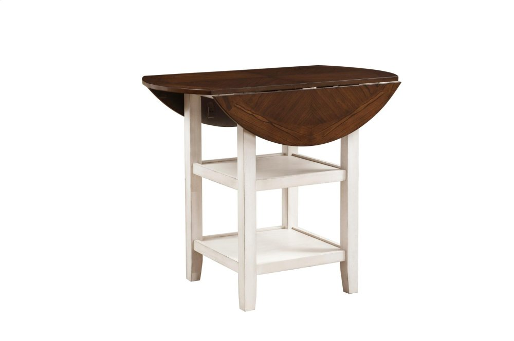 Counter Height Drop Leaf Table