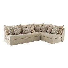 Massoud Living Room Sectionals 5301AC at Massoud Furniture