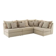 Massoud Living Room Sectionals 5301AC at Massoud Furniture