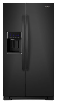36-inch Wide Side-by-Side Refrigerator - 28 cu. ft.