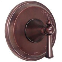 Oil Rubbed Bronze While Supplies Last - Brianne Single Handle Shower Valve Trim Kit