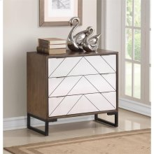 3 Drw Power Outlet Chest