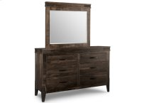 Chattanooga 6 Drawer Dresser Product Image
