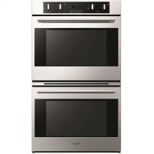 "30"" Multifunction Self-clean Double Oven"