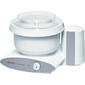 BoschMUM6N10UC Universal Plus Kitchen Machine without Blender - white