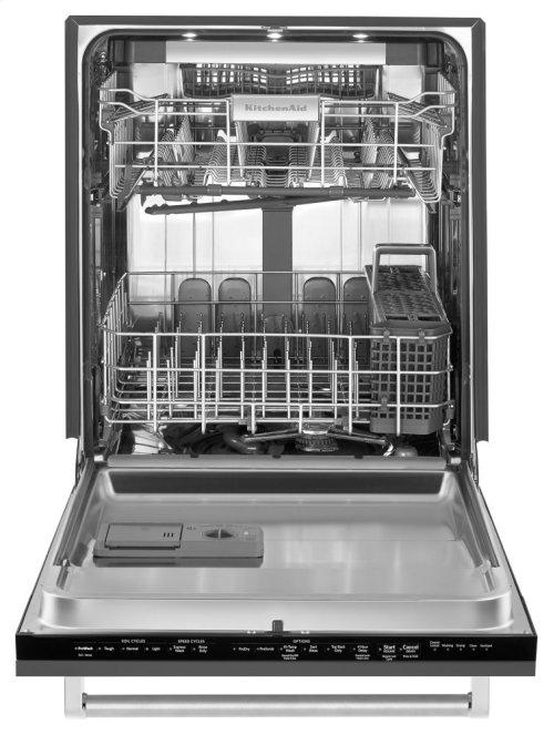 44 dBA Dishwasher with Panel-Ready Design - Panel Ready