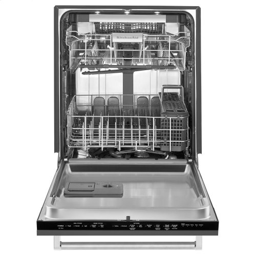 44 dBA Dishwasher with Panel-Ready Design - Panel Ready