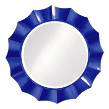 Corona Mirror - Glossy Royal Blue