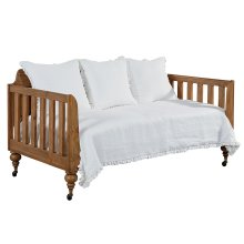 Bench Framed Panel Daybed