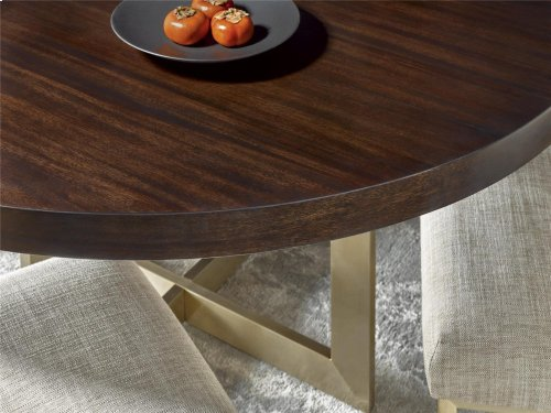Gibson Round Dining Table