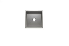 "UrbanEdge® 003668 - undermount stainless steel Bar sink , 12"" × 12"" × 7"""