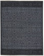 Palisade Dark Grey Onyx Hand Knotted Rugs