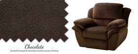Pebble Chocolate Recliner