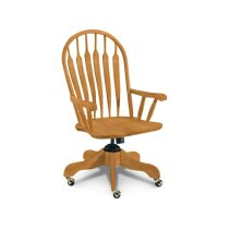 Deluxe Steambent Windsor Arm Chair Product Image