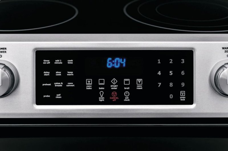 EI30EF45QS in Stainless Steel by Electrolux in Manchester, VT - 30