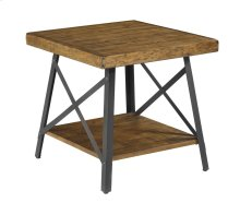 Emerald Home Chandler End Table Natural T100-1